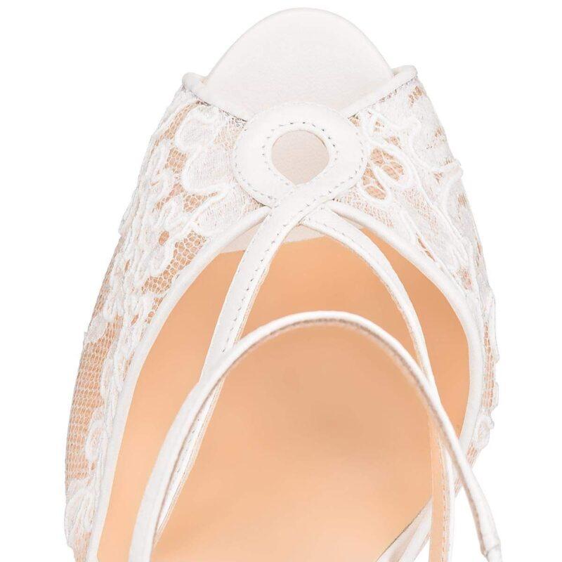 Christian Louboutin Luxury Fashion Leather Heels Sandal 04