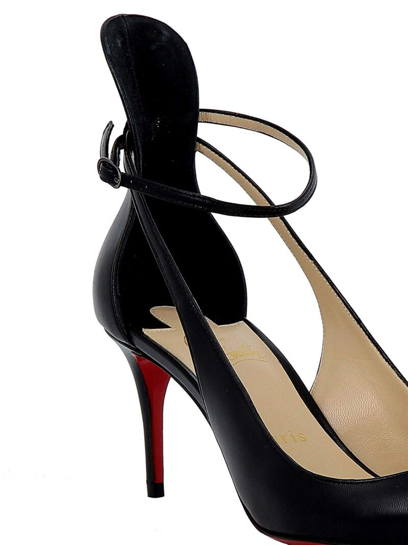 Christian Louboutin Luxury Fashion Sandals 04