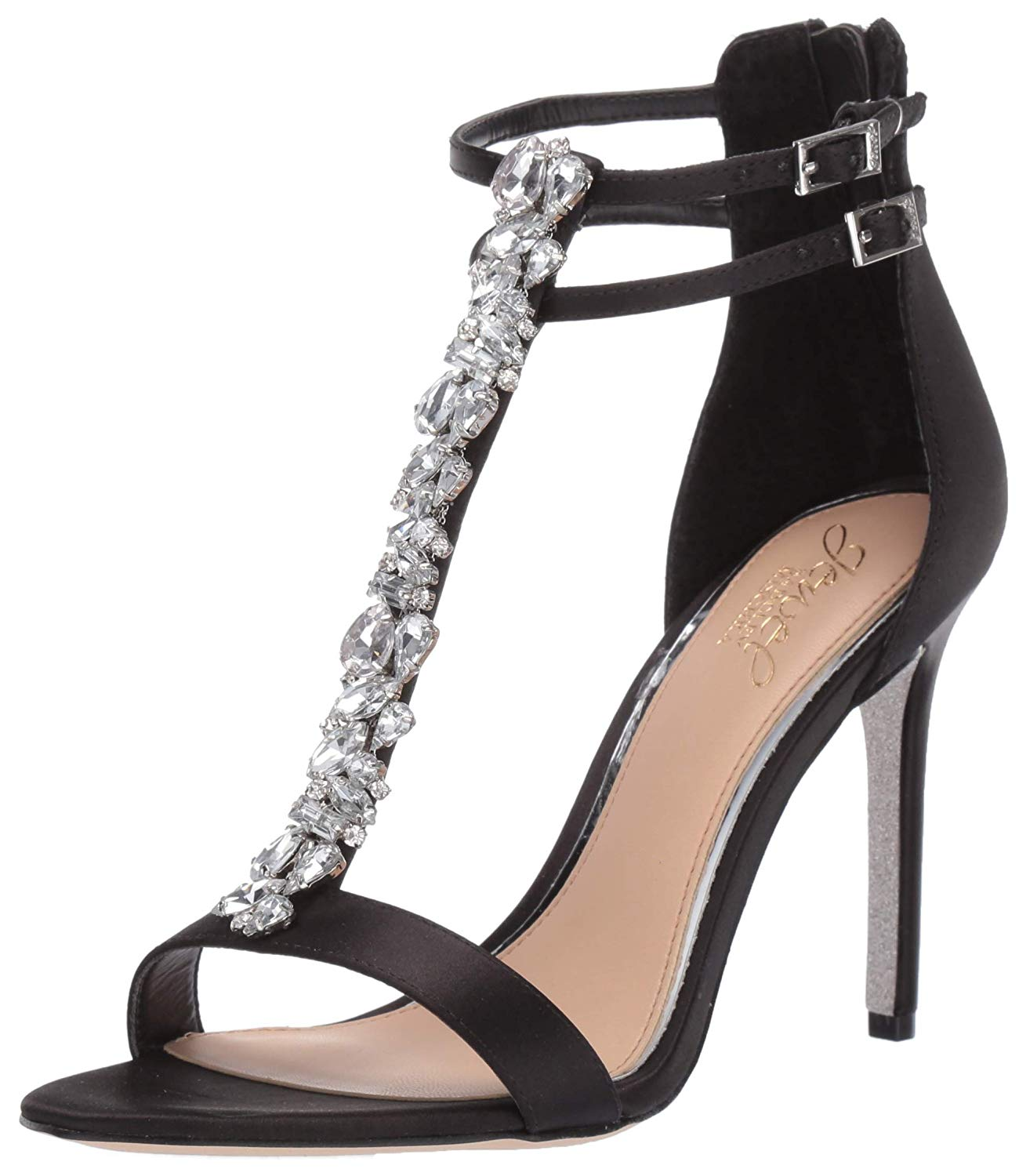 Badgley Mischka Jewel Daughtry Sandal 01