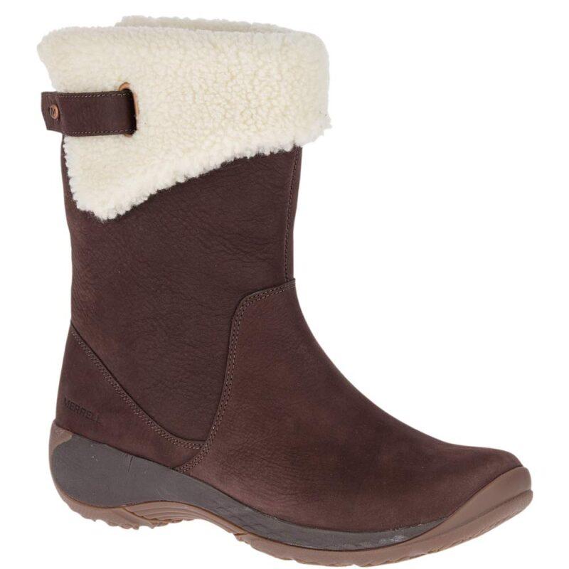 Merrell Encore Boot Q2 Fashion Mid Calf Boot Espresso