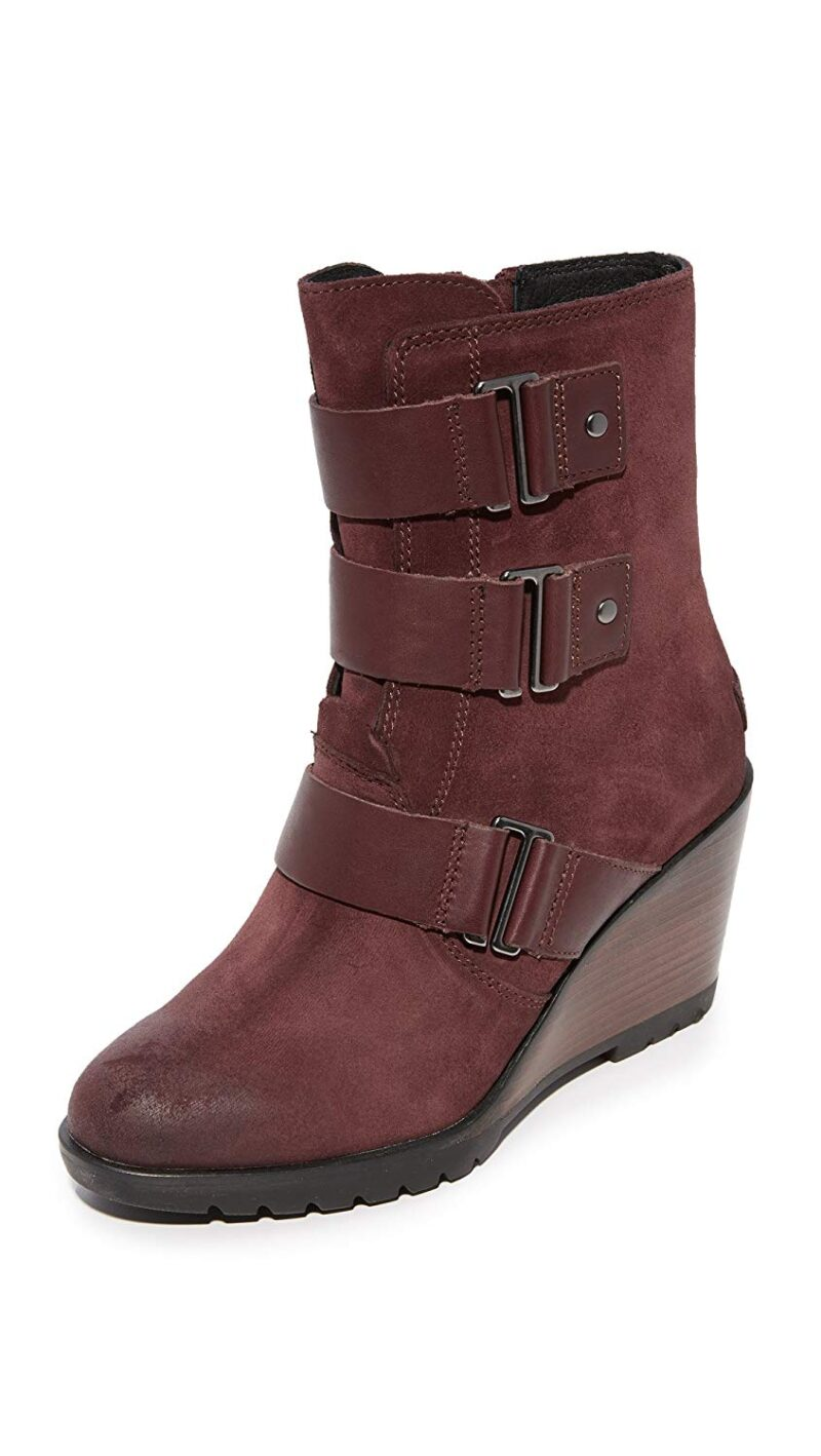 Sorel After Hours Bootie - Ankle Boots Burro