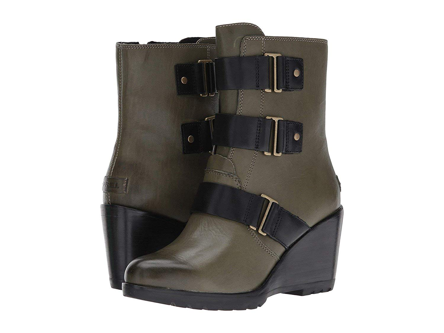 Sorel After Hours Bootie - Ankle Boots Nori