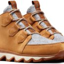 Sorel Kinetic Caribou Insulated Sneakers for Winter