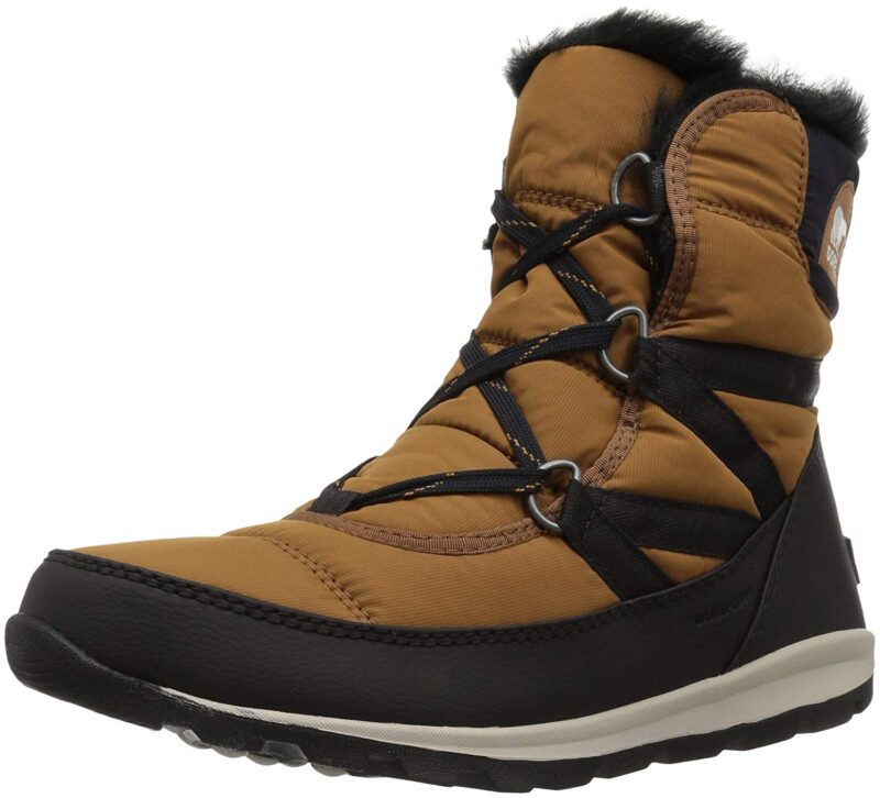 Sorel Whitney Short Lace Snow Boot 01