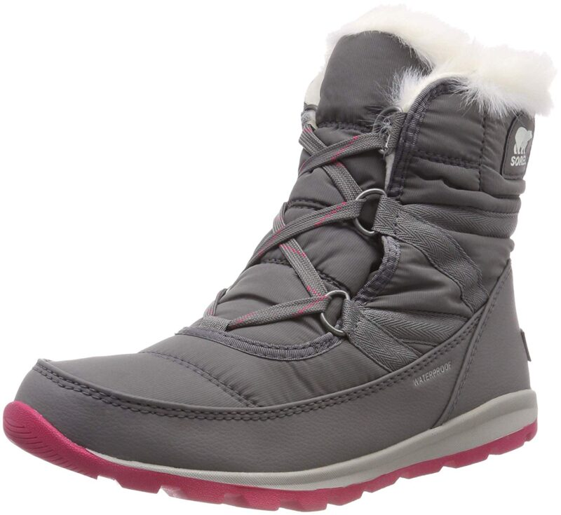 Sorel Whitney Short Lace Snow Boot 03