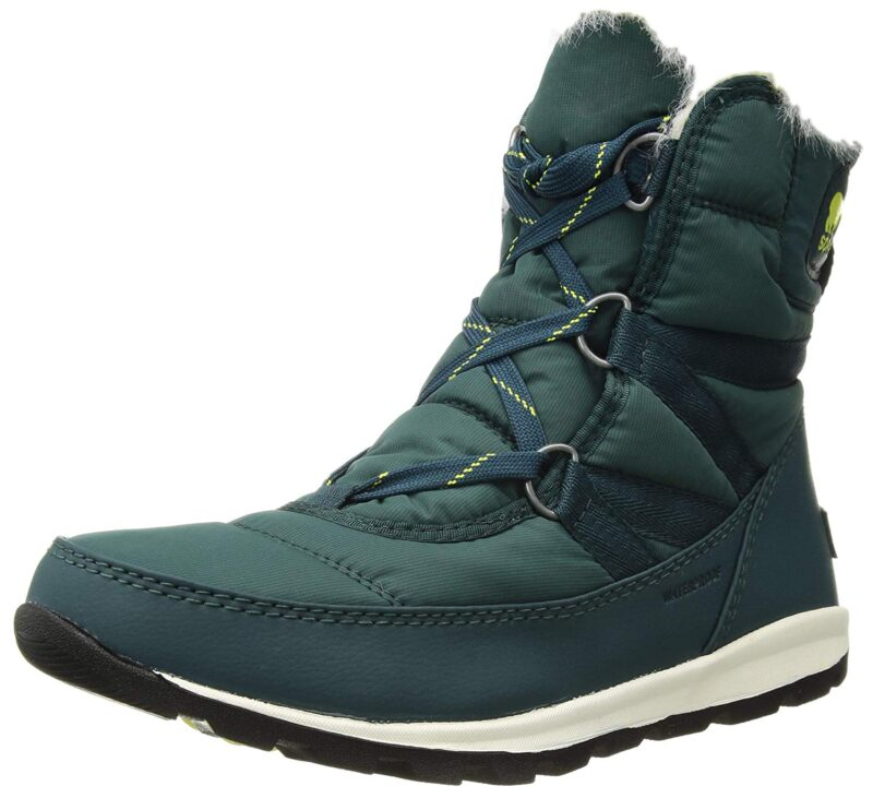 Sorel Whitney Short Lace Snow Boot 04